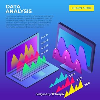 Koncepcja wizualizacji danych izometrycznych