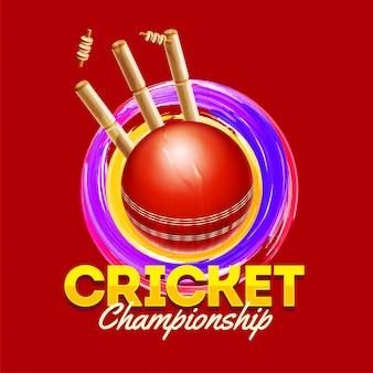Koncepcja world cricket championship.