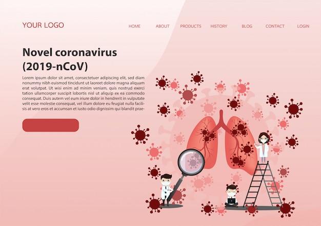 Koncepcja wybuchu koronawirusa wuhan.