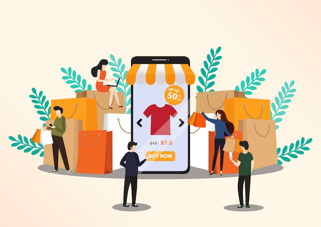 Koncepcja zakupów online