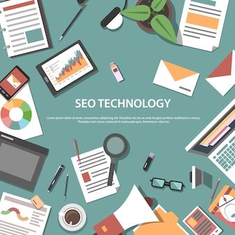 Koncepcji internetowej optymalizacji silnika wyszukiwania