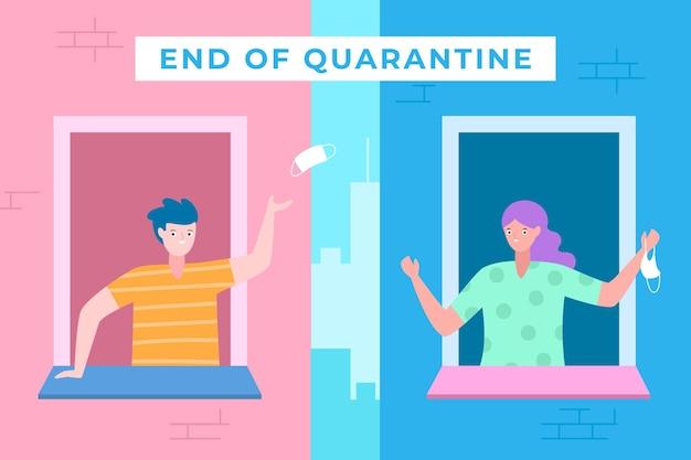 Koniec koncepcji kwarantanny