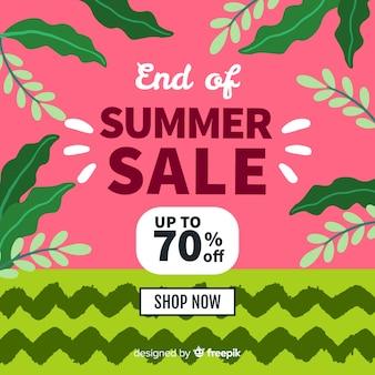 Koniec sprzedaży letniej