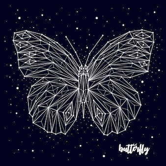 Konstelacja motyla.