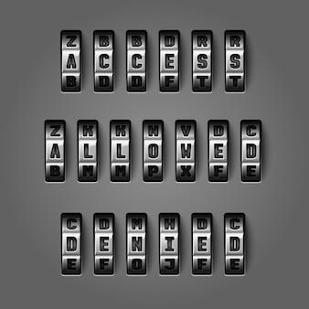 Konstrukcja kodu strongbox tle