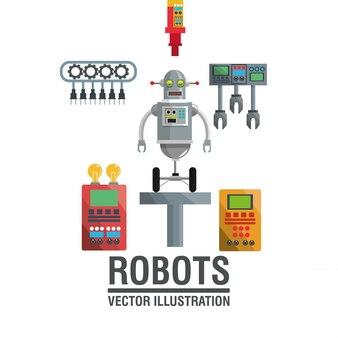 Konstrukcja robota