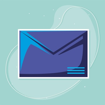Koperta wiadomości e-mail