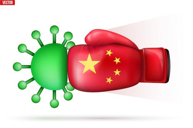 Koronawirus pokonany w chinach.