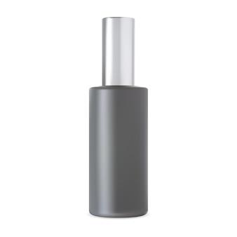 Kosmetyczna butelka z tonerem plastikowa tuba opakowanie z czystym słoikiem z esencją serum
