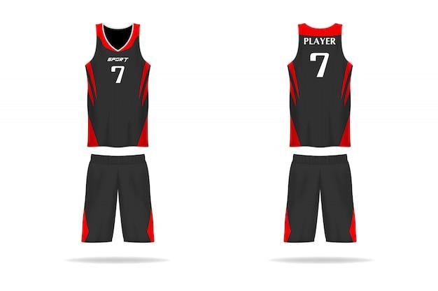 Koszulka do koszykówki 01