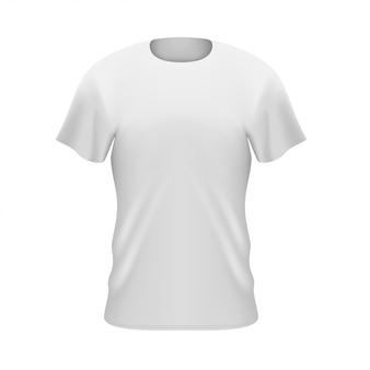 Koszulka męska z przodu