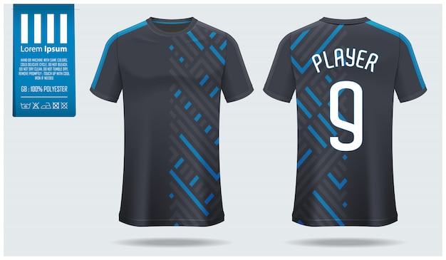 Koszulka piłkarska lub zestaw piłkarski