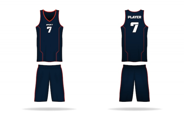 Koszyk specyfikacji szablon jersey.