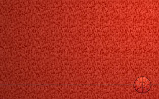 Koszykówka motyw tapety pomarańczowy szablon wizytówki sportowej