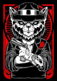 Kot mafijny