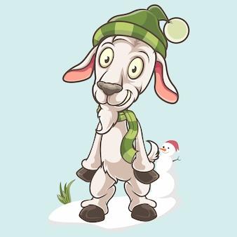 Koza kreskówka