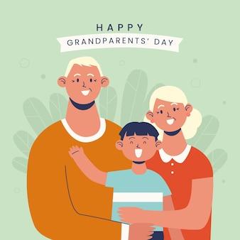 Krajowe wydarzenie dnia dziadków