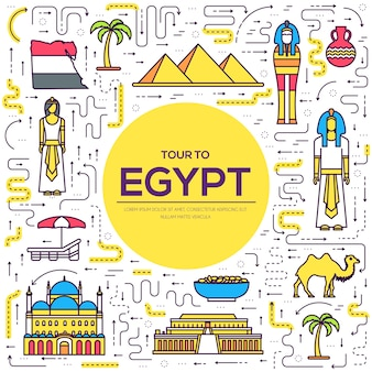 Krajowy przewodnik turystyczny po egipcie towarów