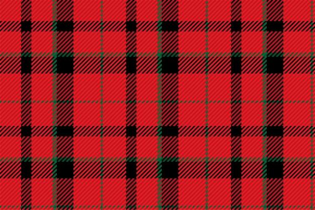 Kratę w kratę rysunek tło wektor. wzór mody. tapeta wektor na boże narodzenie, dekoracje na nowy rok. tradycyjny szkocki ornament.