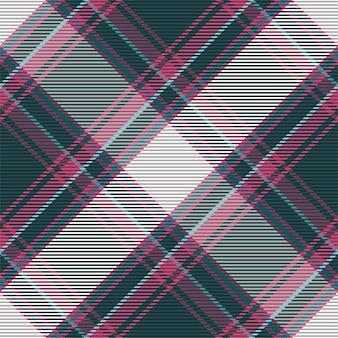 Kratę wzór bez szwu. sprawdź teksturę tkaniny.