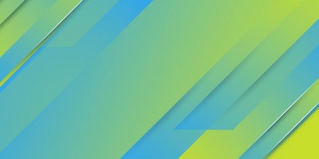 Kreatywna, pozioma część ekranu do tworzenia responsywnych projektów internetowych. abstrakcyjny wzór geometryczny układ banner makieta. szablon ilustracji wektorowych bloku strony docelowej firmy
