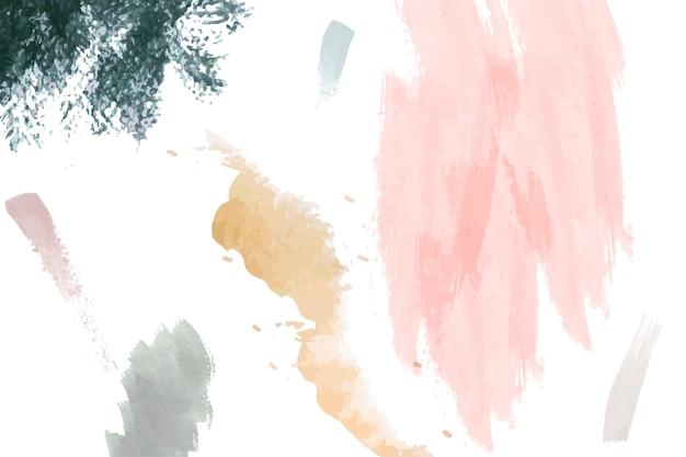 Kreatywna tekstura farby