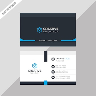 Kreatywna wizytówka