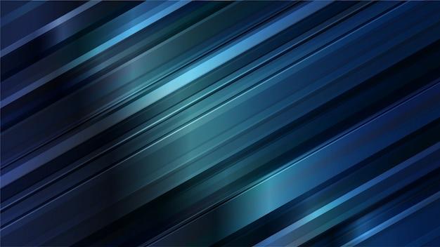 Kreatywne geometryczne metalowe tło