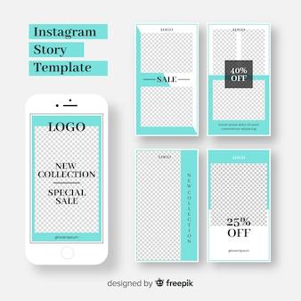 Kreatywne opowiadanie o historii instagramów