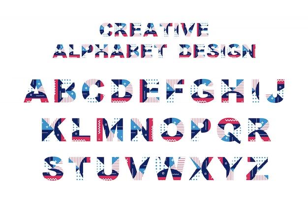 Kreatywny alfabet