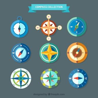Kreatywny zestaw kompasu