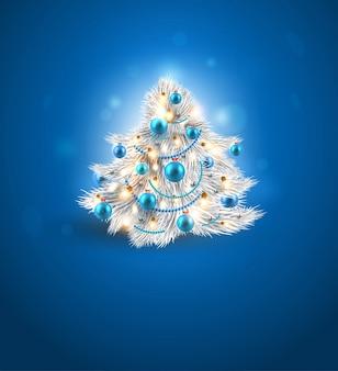 Kręcenie roku święta bożego narodzenia w tle nowa