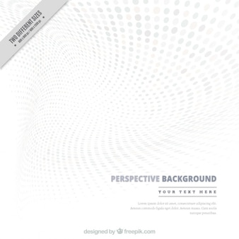 Kręgi perspektywy tle