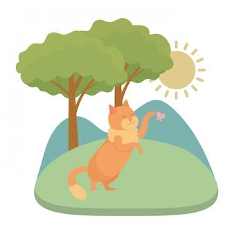 Kreskówka kot