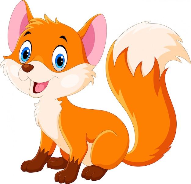 Kreskówka lis