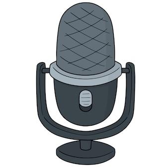 Kreskówka mikrofon