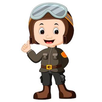 Kreskówka pilotażowy