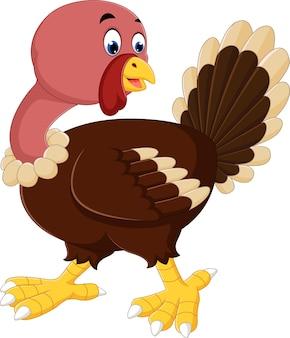 Kreskówka ptak turcji
