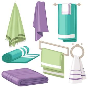 Kreskówka ręcznik kąpielowy