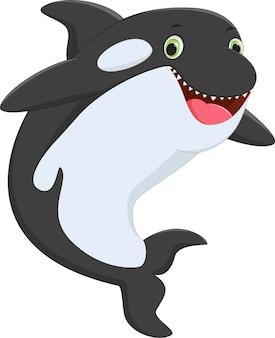 Kreskówka wieloryb zabójca