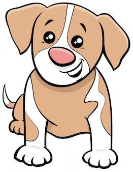 Kreskówka zauważył szczeniak komiks zwierząt znaków