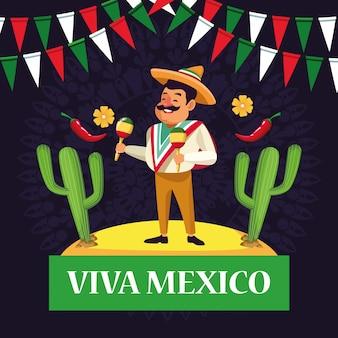 Kreskówki meksykańskie viva