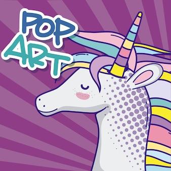 Kreskówki pop-art