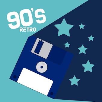 Kreskówki retro z lat 90