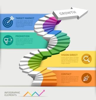Kroki do rozpoczęcia szablonu biznesowego.