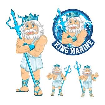 Król marine