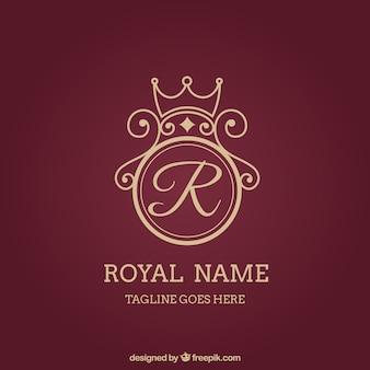 Królewski logo