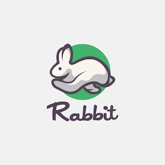 Królik logo
