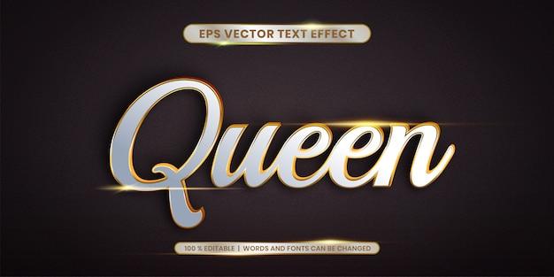 Królowe słowa, koncepcja styl efekt tekstu