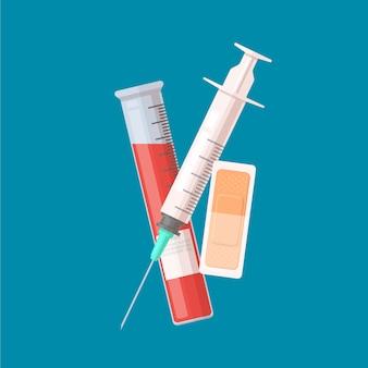 Krwionośna torba odizolowywająca na bielu